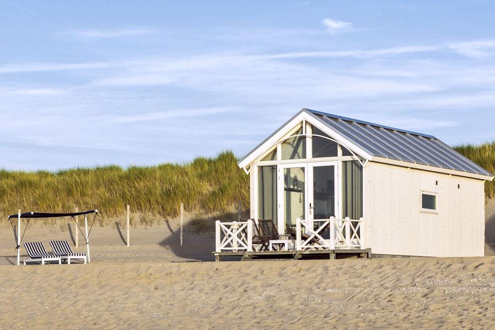 Strandhuisjes Kijkduin (Den Haag) nu te boeken voor seizoen 2018!