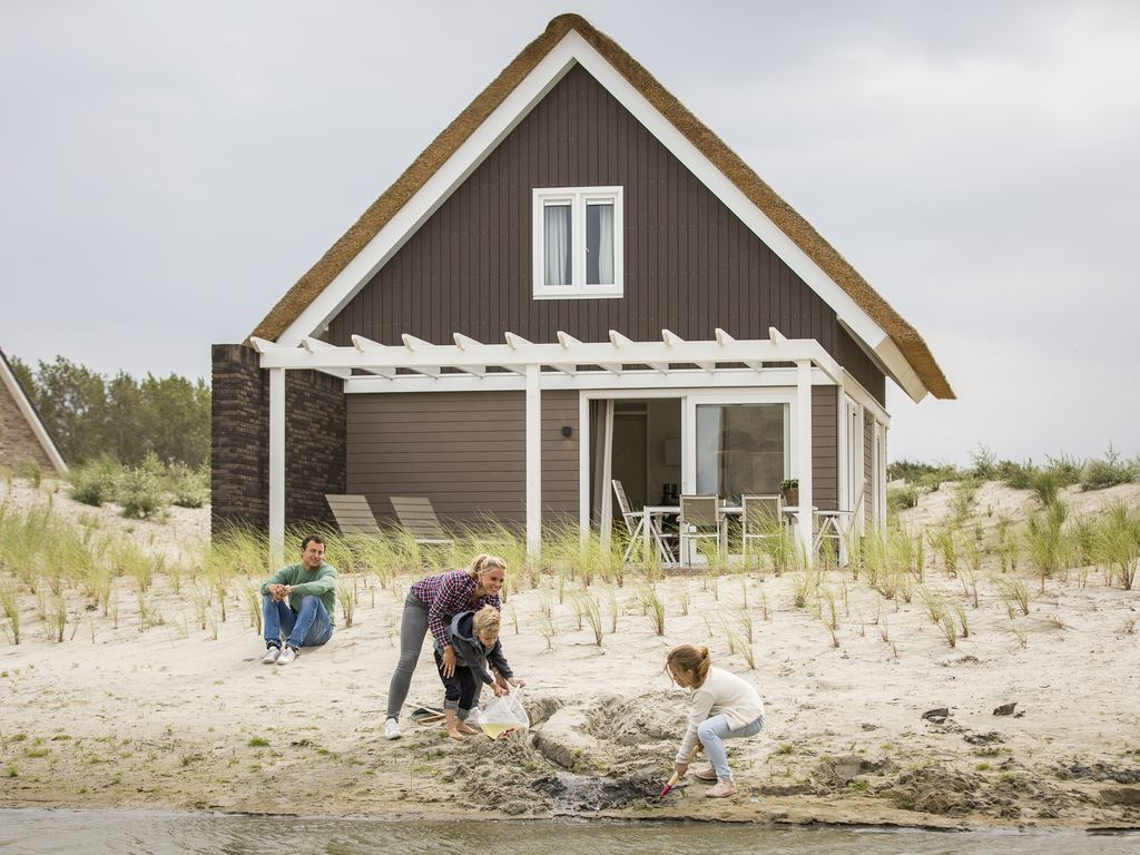 Strandhuisje Ouddorp Landal
