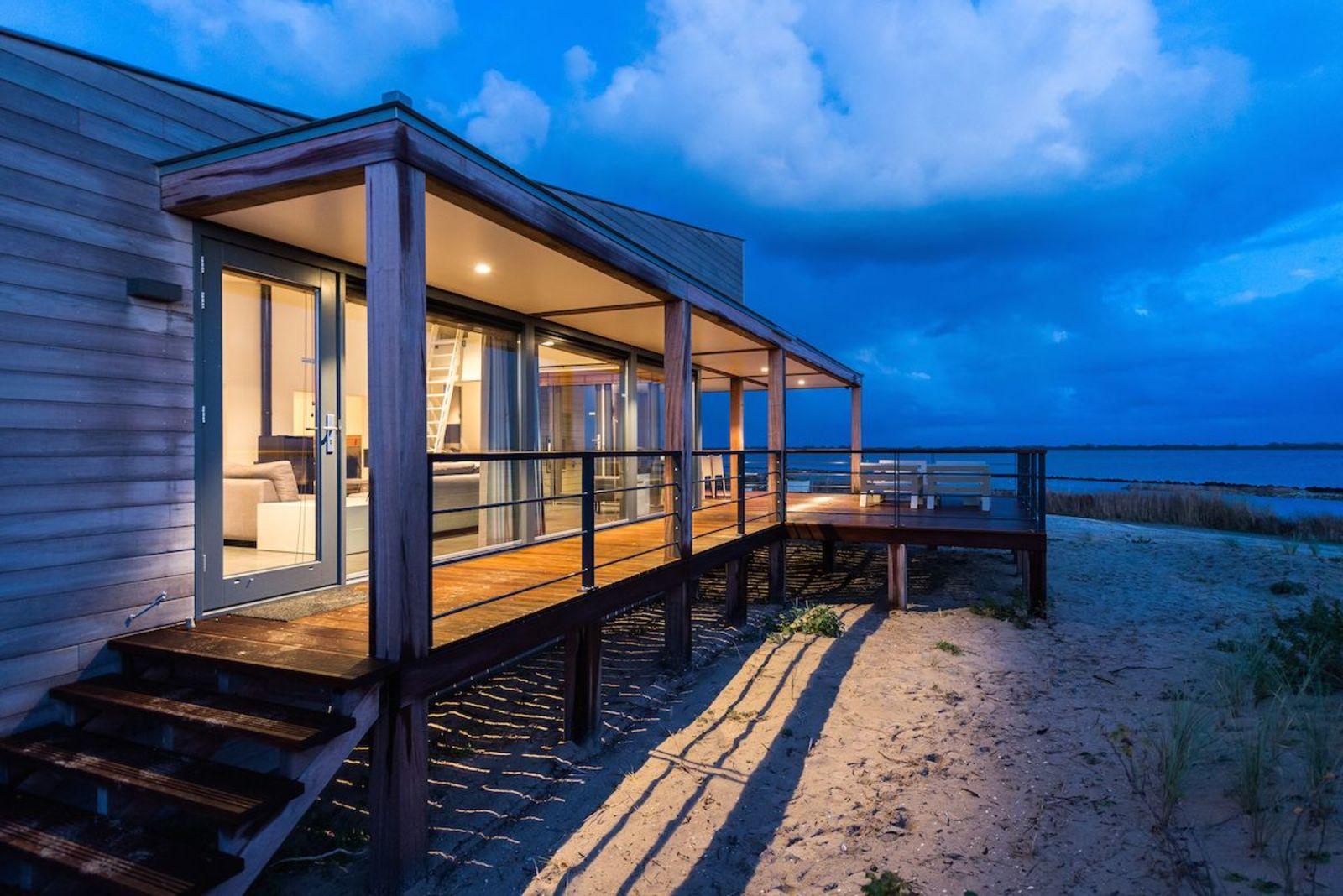 Strandhuisje Ouddorp Oasis Beach Resort