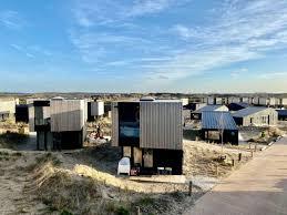 Strandhuisje Qurios Lodge Zandvoort