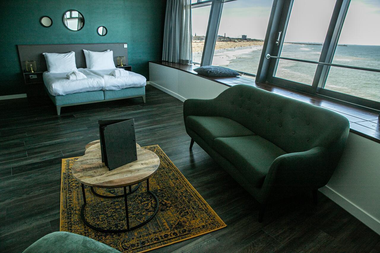 Strandhuisjes Pier Suites Scheveningen