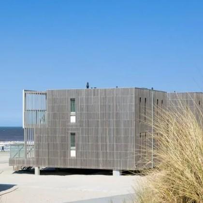 strandhuisje huren - homepage beeld strandhuisjeboeken